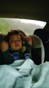 Thomas dormindo