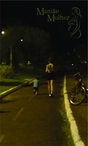 mamãe atleta