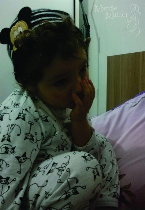 Thomasinho de pijama